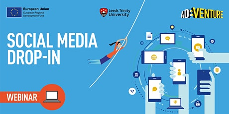 Social Media Drop-In with Liz Cable, Thursday 4 February tickets