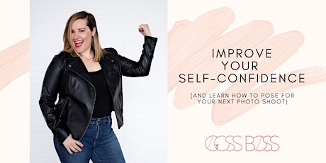 Improve Your Self-Confidence tickets