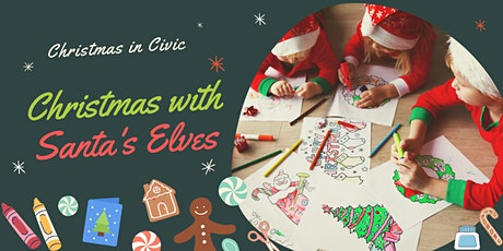 Craft with Santa's Elves - City Walk tickets