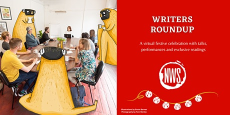 Writers Roundup tickets