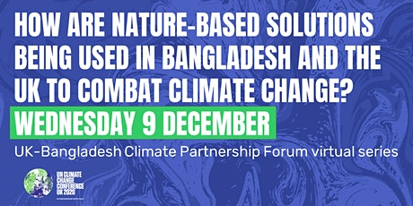 Combatting climate change with nature-based solutions tickets