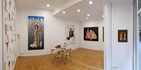 La rue, Eduardo Fonseca Solo Show billets
