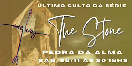 The Stone 28/11 ingressos