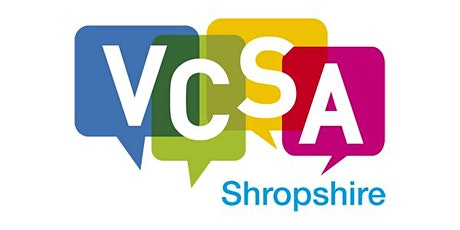 Shropshire VCSA Annual Assembly 2020 tickets