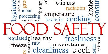 Level 1 Food Safety tickets