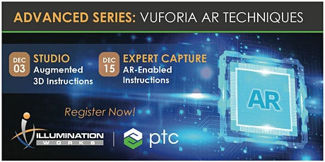 Advanced Augmented Reality Webinar Series tickets