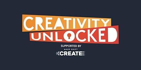 Creativity Unlocked - Virtual Festival tickets