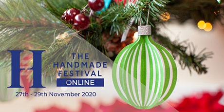 The Handmade Festival Online Christmas tickets
