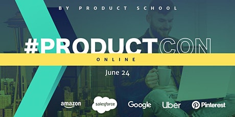ProductCon Online: The Product Management Conference tickets
