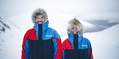 Hazel and Luke Robertson - Reflections on Ice: Antarctica and the Arctic tickets
