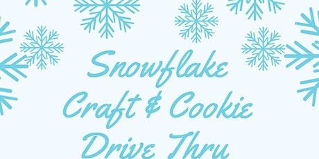 Drive Thru Snowflake Craft and Cookies ingressos