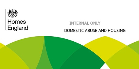 Domestic Abuse and Housing  tickets