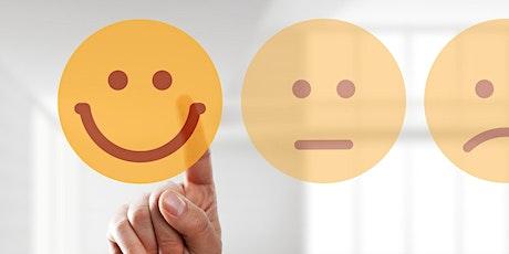 Mein Achtsamkeitstraining: Umgang mit Gefühlen  ONLINE Tickets