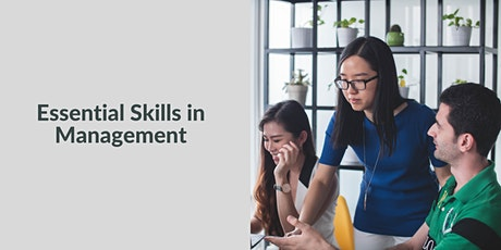 Essential Skills in Management tickets