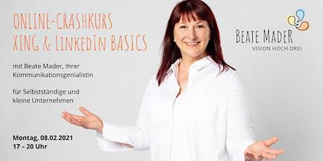 XING & LinkedIn Basics Tickets