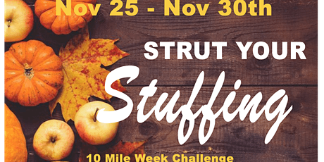 Strut Your Stuffing tickets