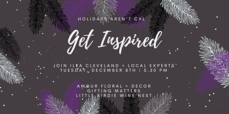 Holidays Aren't Cancelled: 2020 Holiday Inspiration tickets