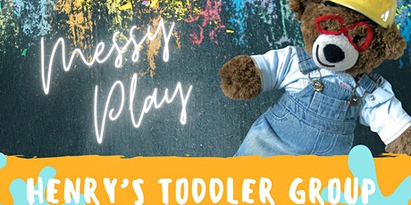 Henry's Messy Play tickets