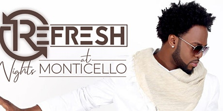 "DEC 11th  IT'S A SPECIAL EDITION OF REFRESH FRIDAYS W/ ""DWELE"" IN CONCERT tickets"