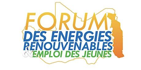 Forum des Énergies Renouvelables & Emploi des Jeunes billets