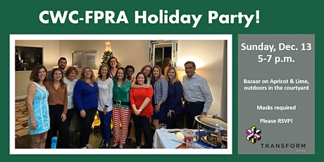 CWC-FPRA Holiday Party 2020! tickets