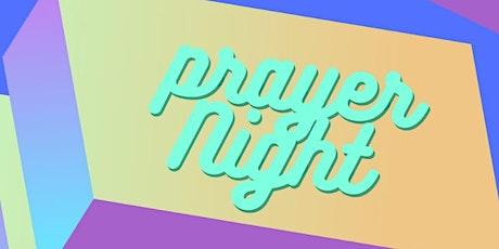 SAINTS PRAYER NIGHT