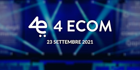 4eCom 2021 tickets