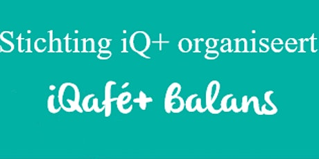 iQafé+ Balans tickets