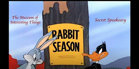 Bugs Bunny Thanksgiving Secret Speakeasy tickets