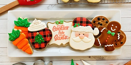 Live Virtual Cookies For Santa .....carrots for Rudolph Cookie Class tickets
