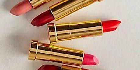 Luxury Lipstick Making Workshop tickets