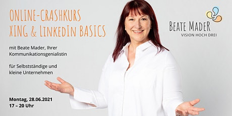 XING & LinkedIn Basics Tickets