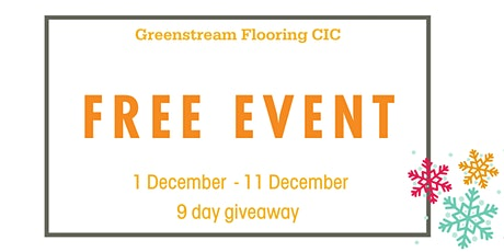 Free Carpet Tile Giveaway Event tickets