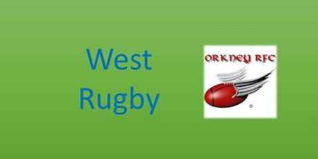 ORFC West training tickets