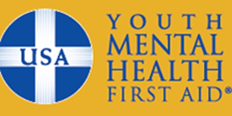 YOUTH  Mental Health First Aid (virtual/blended) [01-14-21] tickets