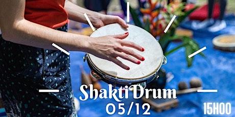 Shakti Drum ingressos