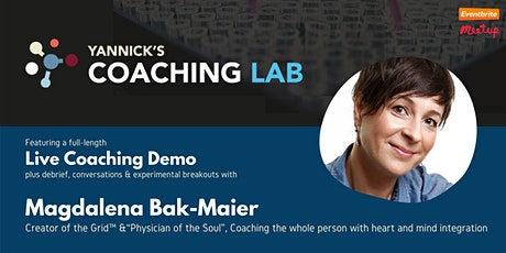 Yannick's Coaching Lab (demo, discussion & practice) w/ Magdalena Bak-Maier tickets