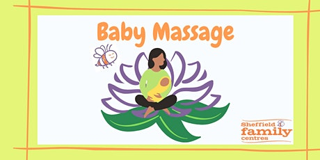 Baby Massage - 3 week course for ages 3 months up to 6 months (BM85) tickets