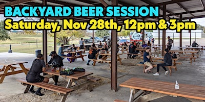 Martin House Backyard Session – SATURDAY (Presell Only)