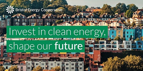 Invest in clean, community-owned energy tickets