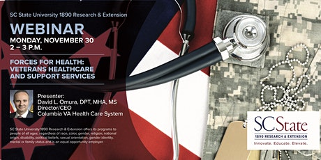 Forces for Health: Veterans Healthcare and Support Services tickets
