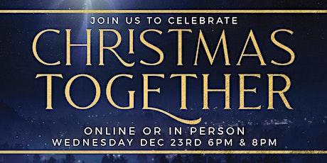 Impact Church  Christmas Service December 23, 2020  8:00 p.m. tickets
