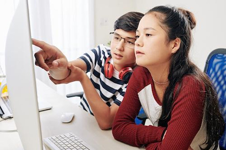 Introduction to Python Programming with CTF Challenge for Youths Aged 10-16 image