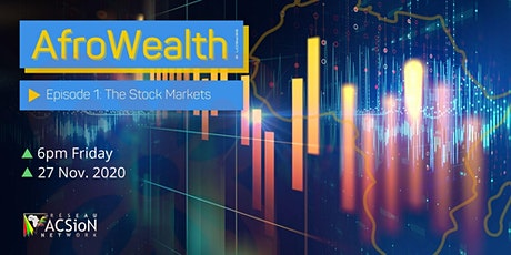 AfroWealth: The Stock Markets tickets