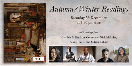 Issue 5 Launch - Autumn/Winter '20 - Poetry Birmingham Literary Journal tickets