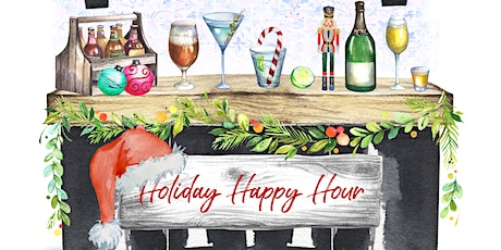 Holiday HAPPY HOUR @ HOME!   A Virtual Cocktail-making Experience tickets