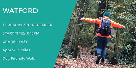 WATFORD WINTER WANDER | 3 MILES | EASY | NORTHANTS tickets