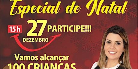 Especial de Natal para CRIANÇAS em SÃO GONÇALO ingressos