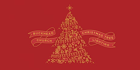 Buckhead Church Christmas Tree Lighting tickets