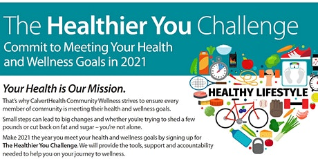 The Healthier You Challenge 2021 tickets